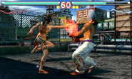 Tekken 3D Prime Edition screenshot 2