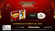 Theatrhythm Final Fantasy Curtain Call LE