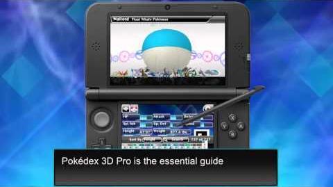 Pokédex 3D Pro - PAX Trailer