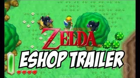 The Legend of Zelda 3DS - Nintendo eShop Trailer