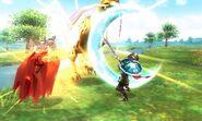 Final Fantasy Explorers screenshot 2