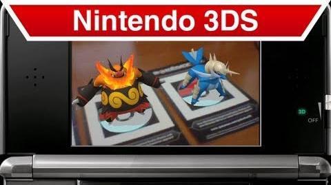 Pokédex 3D - E3 2011 Trailer