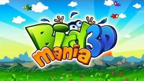 Bird Mania 3D (Nintendo 3DS eShop) Trailer by Teyon