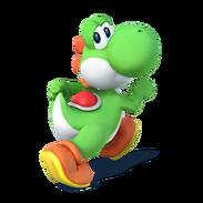 Yoshi - Super Smash Bros.