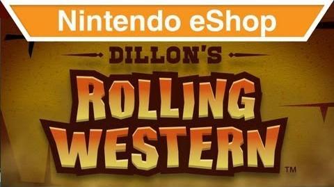 Dillon's Rolling Western Walkthrough Video