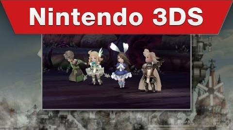 Bravely Default - Nintendo Direct 12.19