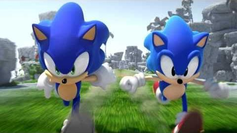 Sonic Generations - Teaser Trailer (PS3 360)