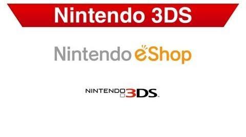 Nintendo 3DS - Nintendo eShop E3 Trailer