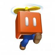 Propeller Mario (Super Mario 3D Land)