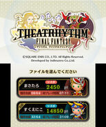 Theatrhythm Final Fantasy screenshot 15