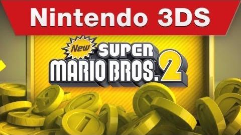 New Super Mario Bros. 2 - E3 2012 Debut Trailer