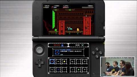 Shovel Knight - Nintendo Treehouse Live @ E3 Coverage