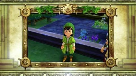 Dragon Quest VII - First Trailer