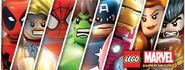 Lego Marvel Super Heroes promotional art