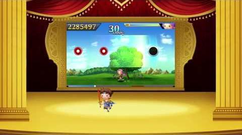 """Theatrhythm Final Fantasy Curtain Call - """"Legacy of Music Final Fantasy IV - VI"""" trailer"""