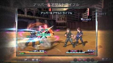 Project X Zone - September Trailer