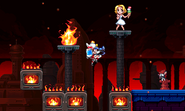 Mighty Switch Force! 2 screenshot 1
