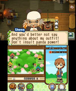 Harvest Moon- The Tale of Two Towns screenshot 6