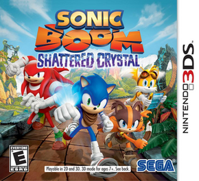 Sonic Boom Shattered Crystal boxart