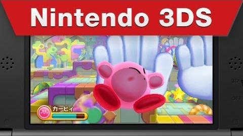 Kirby - Gameplay Teaser