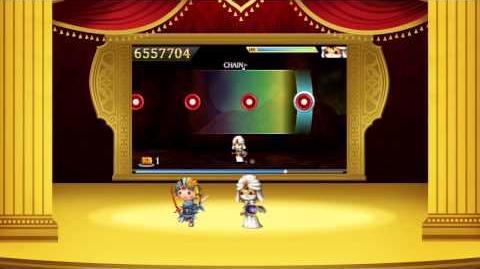 """Theatrhythm Final Fantasy Curtain Call - """"Legacy of Music Final Fantasy I - III"""" trailer"""