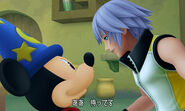 Kingdom Hearts 3D screenshot 84