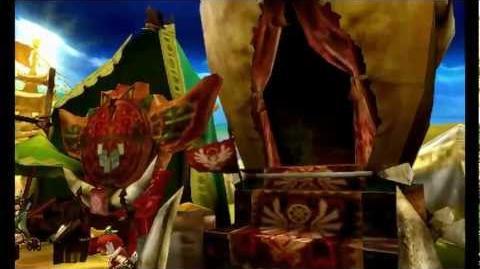 Monster Hunter 4 - Tokyo Game Show 2012 trailer