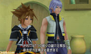 Kingdom Hearts 3D screenshot 106