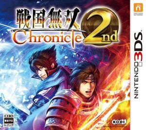 Samurai Warriors Chronicle 2nd
