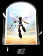 Kid Icarus- Uprising promotional image