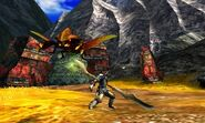 Monster Hunter 4 Ultimate screenshot 1