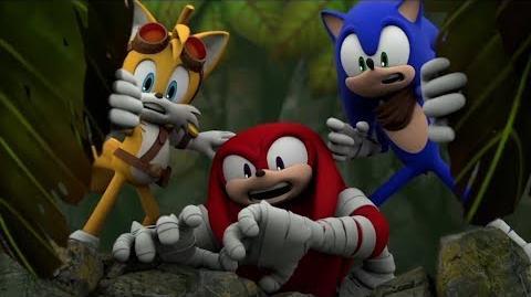 Sonic Boom Fire & Ice All Cutscenes