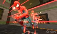 Spider-Man Edge of Time screenshot 4