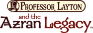 Professor Layton and the Azran Legacy logo