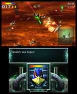 Star Fox 64 3D screenshot 18