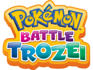 Pokémon Battle Trozei logo