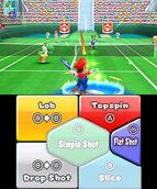 Mario Tennis Open screenshot 10