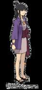 Maya Fey (Professor Layton VS Ace Attorney)
