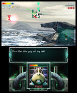 Star Fox 64 3D screenshot 20