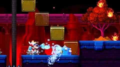Mighty Switch Force! 2 - Debut Trailer