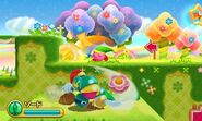 Kirby Triple Deluxe screenshot 25
