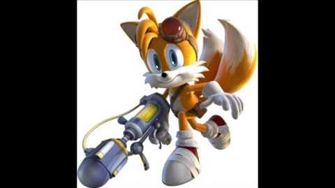 Sonic Boom Fire & Ice - Miles ''Tails'' Prower Voice