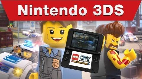 LEGO City Undercover The Chase Begins - TV Commercial I
