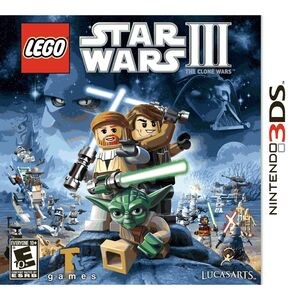 LEGO Star Wars III cover
