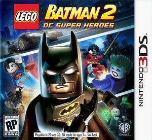 LEGO Batman 2 box art