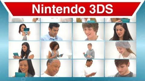 Nintendo 3DS - Launch Games