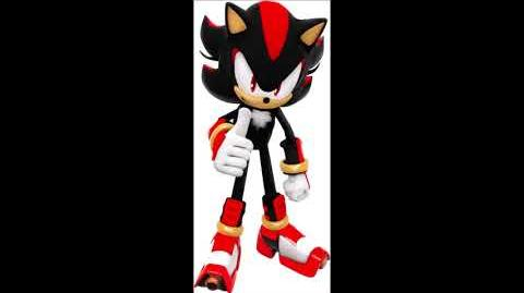 Sonic Boom Shattered Crystal - Shadow The Hedgehog Voice Sound