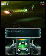 Star Fox 64 3D screenshot 19