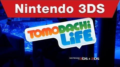 "Tomodachi Life - ""Weird Dreams"" trailer"