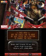 Marvel Pinball 3D screenshot 3